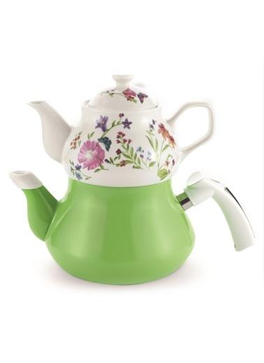 Tee Garten Emaye Çaydanlık-Schafer